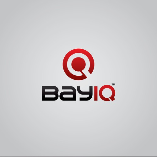 Trademark design with the title 'BayIq'