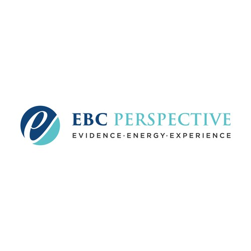 Experience logo with the title 'EBC logo'