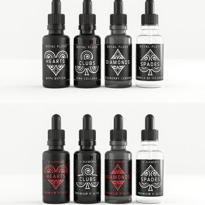 E- Liquid Design