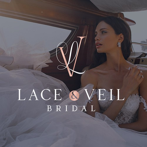 Accessories brand with the title 'Lace & Veil Bridal'