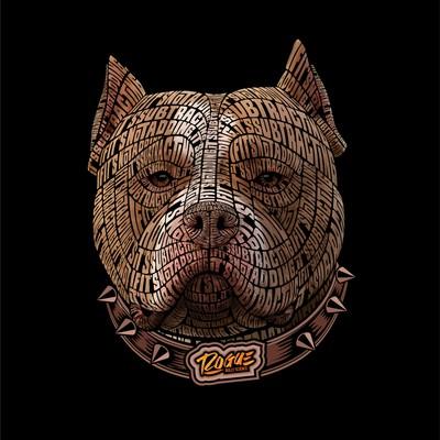 Bull Dog Typography