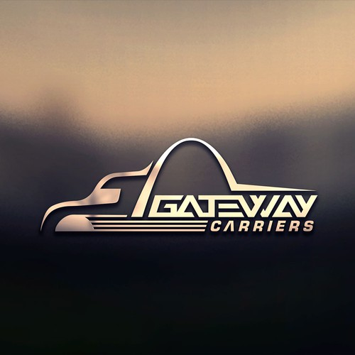 Truck brand with the title 'GATEWAY CARRIERS'