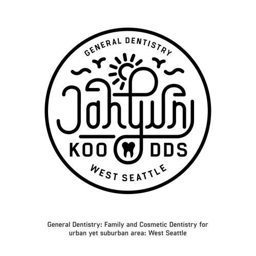 Harmony design with the title 'Jahyun Koo'