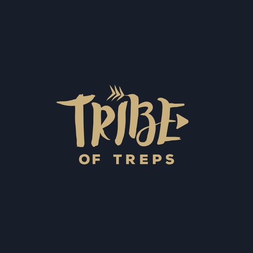 Tribe logo with the title 'Logo for clothing line'