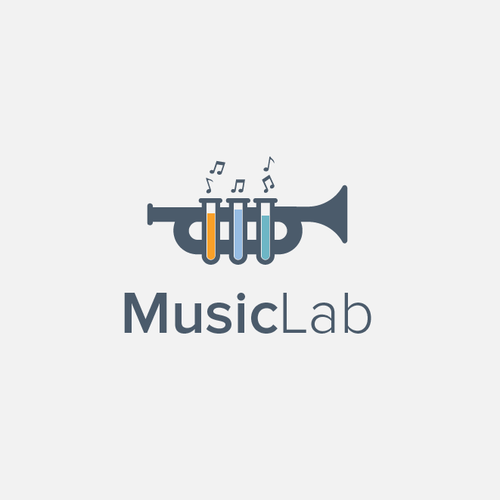 Unique brand with the title 'The Music Lab, LLC'