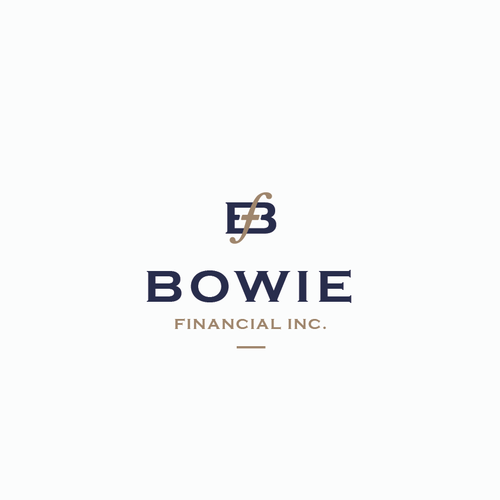 Retirement design with the title 'Logo for a financial services firm'