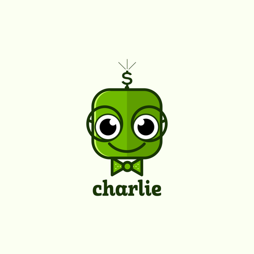 Intelligence logo with the title 'Robo charlie '