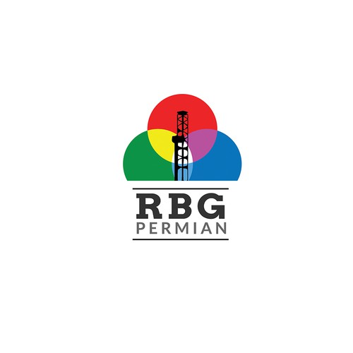 RGB design with the title 'RBG Permian'