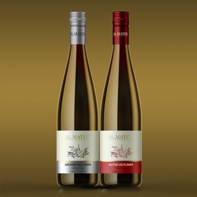 GRUNER VELTLINER AUSTRIAN WINE
