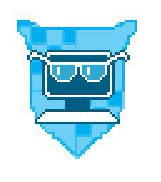 Glasses artwork with the title 'Pixel Academy needs a new illustration'