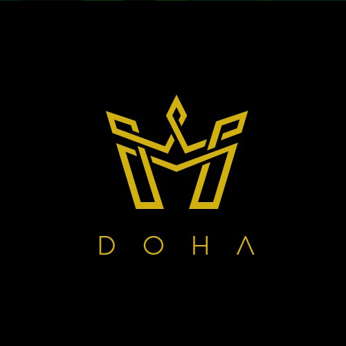Qatar design with the title 'Malachite . Hute Coture ABAYA'