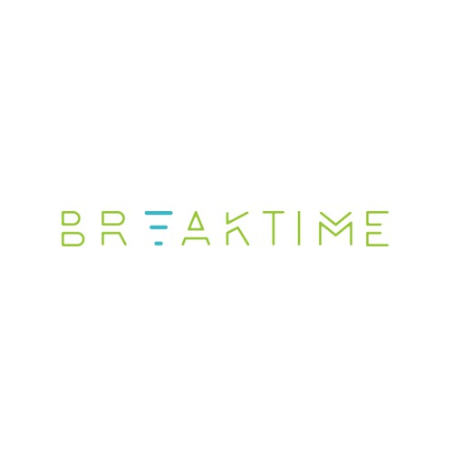 Break logo with the title 'Breaktime'