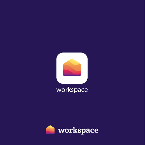 Casa logo with the title 'Workspace Logo'