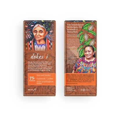 Dokeshi Chocolate - direct source from farm