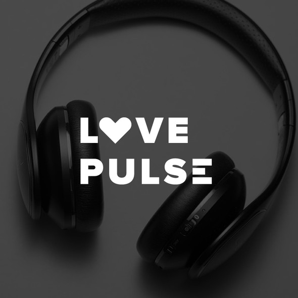 Equalizer design with the title 'Love Pulse'