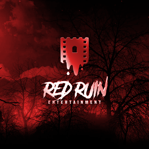 Fort logo with the title 'Creative Horror Film Logo'