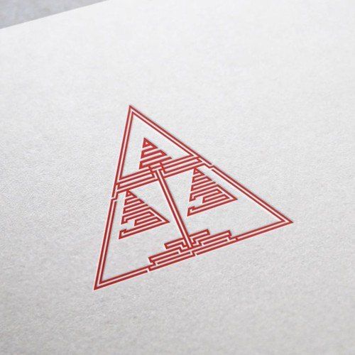 Pyramid logo with the title '3 TT'
