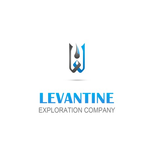 Petroleum logo with the title 'New logo wanted for Levantine Exploration Company'