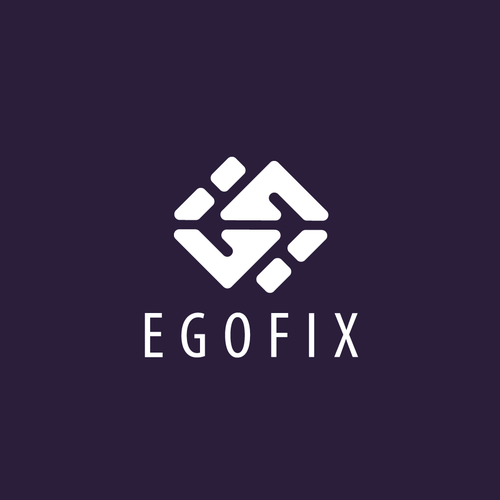 Smartphone brand with the title 'Egofix'