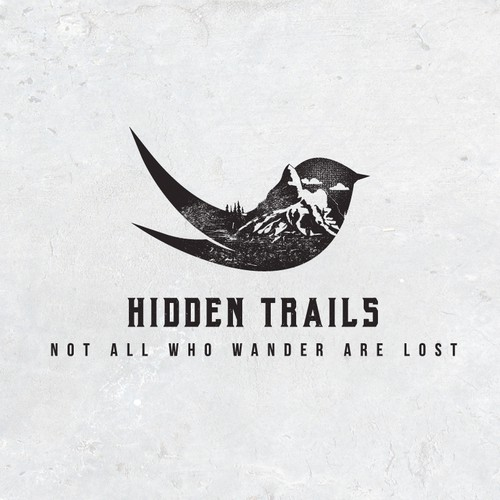 Elevation logo with the title 'Hidden Trails'