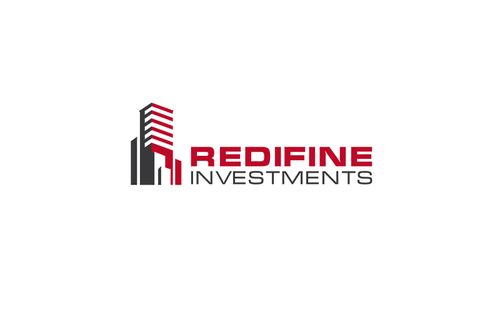 Building brand with the title 'Redifine Investments'