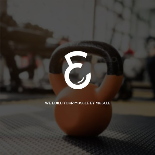 Dumbbell logo with the title 'Adalah'