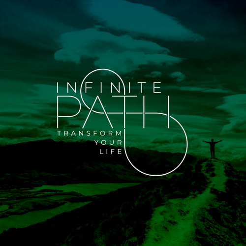 Leadership design with the title 'Infinite Path'