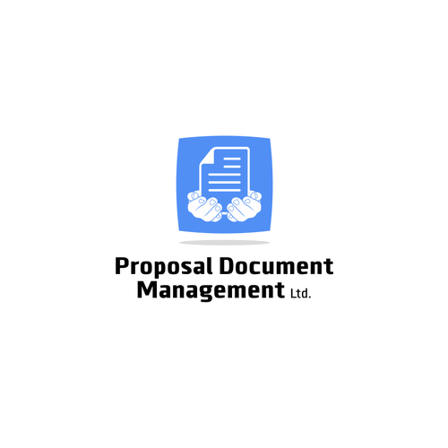 Document logo with the title 'Proposal Document Management'