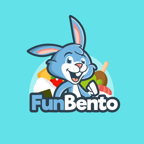 Kids brand with the title 'FunBento'
