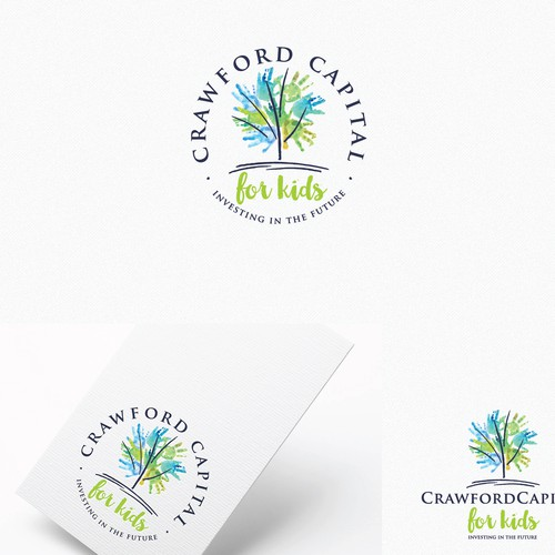 Community logo with the title 'Crawford Capital'