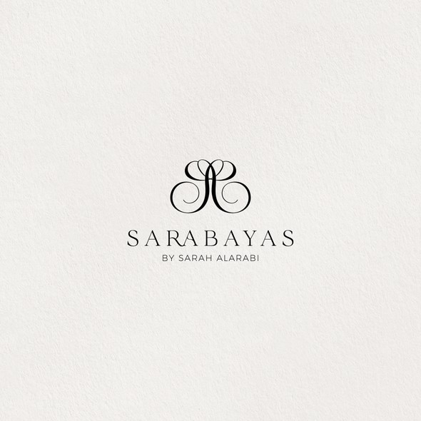 Boutique logo with the title 'Sarabayas'