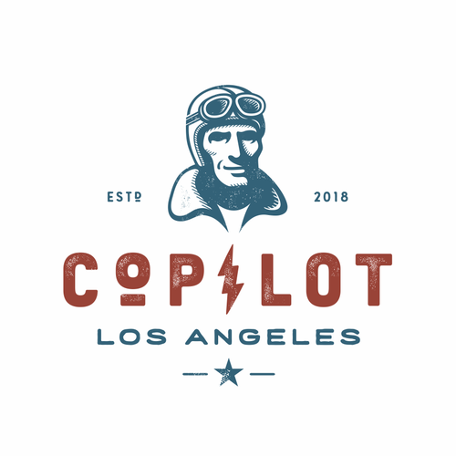 Motorcycle design with the title 'CoPilot '
