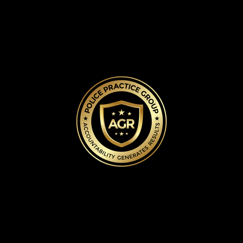 Police logo with the title 'Logo for AGR - Police Practice Group'