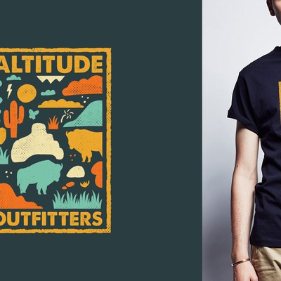 Altitude Outfitters T-Shirt