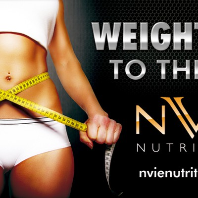 Create the next signage for Nvie Nutrition