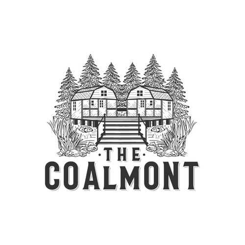Deck logo with the title 'The Coalmont'
