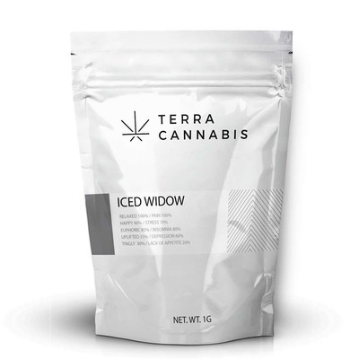 Design for Terra Cannabis, a medical grade cannabis
