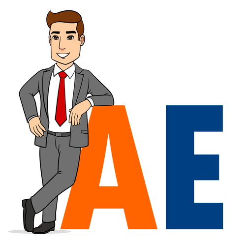 Entrepreneur logo with the title 'logo'
