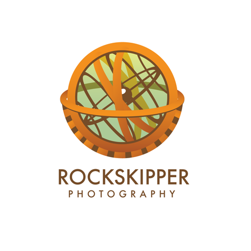 Direction design with the title 'Logo for sports, nature, travel, photography company'