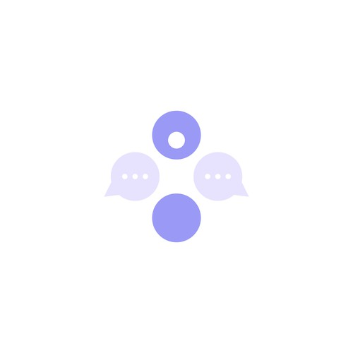 Talking design with the title 'People Chat'