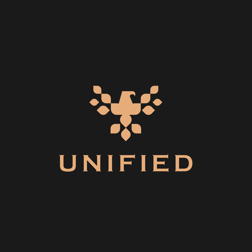 Eagle eye logo with the title 'UNIFIED'