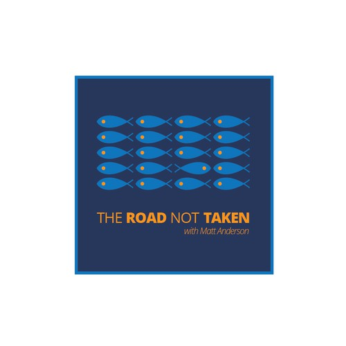 Diversity logo with the title 'Road not Taken'