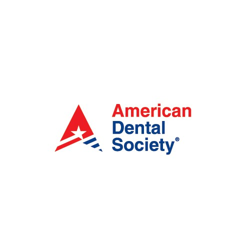 Anesthesia logo with the title 'American Dental Society'