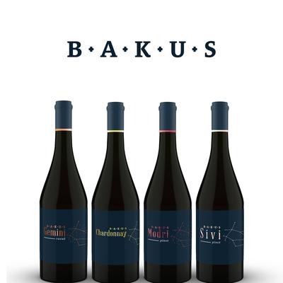 巴库的葡萄酒
