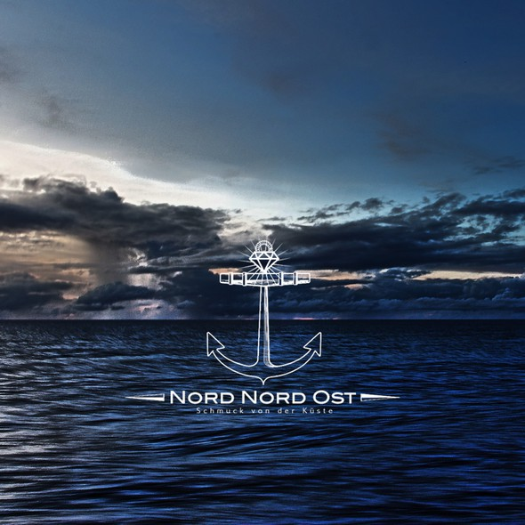 Maine logo with the title 'nord nord ost '