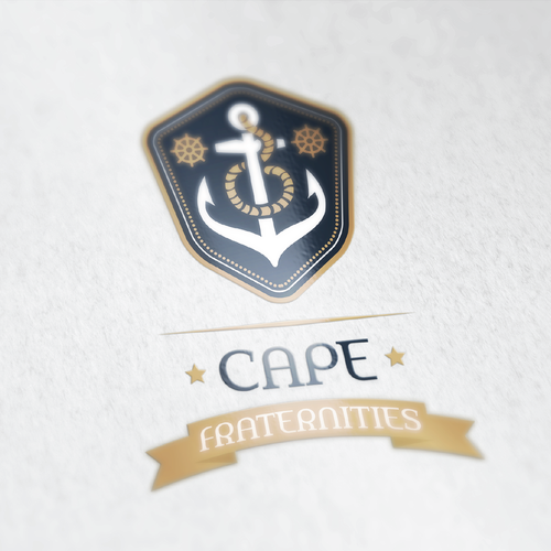 Rope logo with the title 'Cape Fraternities'