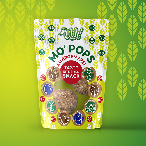 Icon packaging with the title 'MO' POPS'