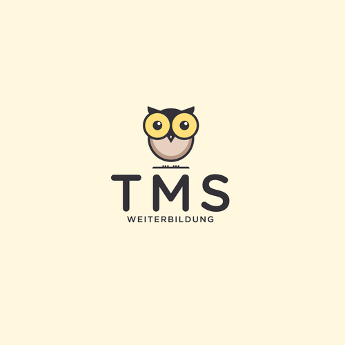 Nursing logo with the title 'Logo For TMS Weiterbildung'