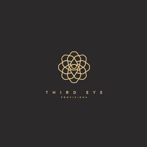 Third eye logo with the title 'Third Eye'