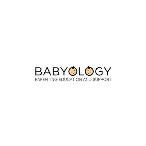 CorelDRAW design with the title 'Logo for parenting education company'